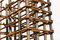 Stock Image : Rebar used for Support