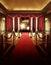Stock Image : Red carpet entrance