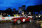 Stock Image : Red Ferrari 106 MM, 1949, during the 1000 Miglia in Sirmione
