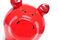 Stock Image : Red Piggy Bank