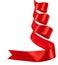 Stock Image : Red ribbon