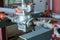 Stock Image : Refrigeration compressors.