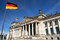 Stock Image : Reichstag in Berlin, Germany