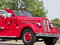 Stock Image : Restored Antique Fire Engine K-Days Parade