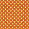 Stock Image : Retro background with orange circles