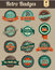 Stock Image : Retro badges vol 1-1
