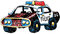 Stock Image : Retro Police Car