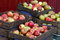 Stock Image : Rich apples harvest