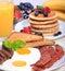 Stock Image : Rich Breakfast