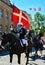 Stock Image : Riders Parade, Sonderborg, Denmark (3)