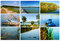 Stock Image : River coasts