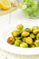 Stock Image : Roasted brussels sprouts