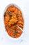 Stock Image : Roasted potatoes