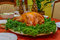 Stock Image : Roasted turkey