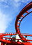 Stock Image : Roller Coaster