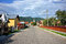 Stock Image : Romanian village landscape