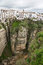 Stock Image : Ronda Ravine