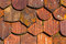 Stock Image : Roof tiles, close up view.