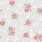 Stock Image : Rose pattern