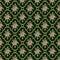 Stock Image : Roses seamless pattern