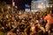 Stock Image : Rosia Montana Protest in Bucharest,Romania(6)