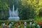 Stock Image : Ross Fountain in Sunken Garden