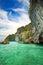 Stock Image : Rots eilanden van Krabi, Thailand