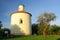 Stock Image : Rotunda and tree