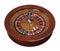 Stock Image : Roulette wheel with double zero