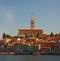 Stock Image : Rovigno - Rovinj, Croatia