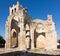 Ruins of  Church of Santa Eulalia in Palenzuela