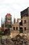 Stock Image : Ruins of Gdansk
