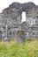 Ruins of the Old Glendalough Cathedral, Ireland