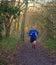 Stock Image : Runner