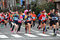 Stock Image : Runners at the Tokyo 2014 Marathon