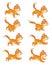 Running Cat Animation Sprite