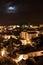 Stock Image : 's nachts Obidos