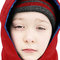 Stock Image : Sad Kid Face