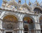 Stock Image : Saint Mark's Basilica Architecture Details