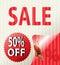 Stock Image : Sale