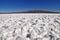 Stock Image : Salt Pan in the Atacama desert