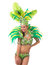 Stock Image : Samba dancer
