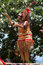 Stock Image : Samoaische Prinzessin
