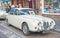 Stock Image : Samochodowy Inverness jaguara wiecu ślub