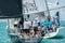 Stock Image : Samui regatta 2014