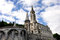 Stock Image : Sanctuary of Lourdes, France