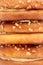 Stock Image : Sandwich crackers