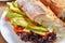 Stock Image : Sandwich