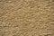 Stock Image : Sandy-yellow stucco texture