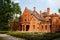 Stock Image : Sangaste castle in Estonia
